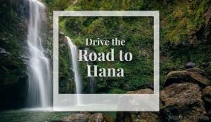 drive the road to hana