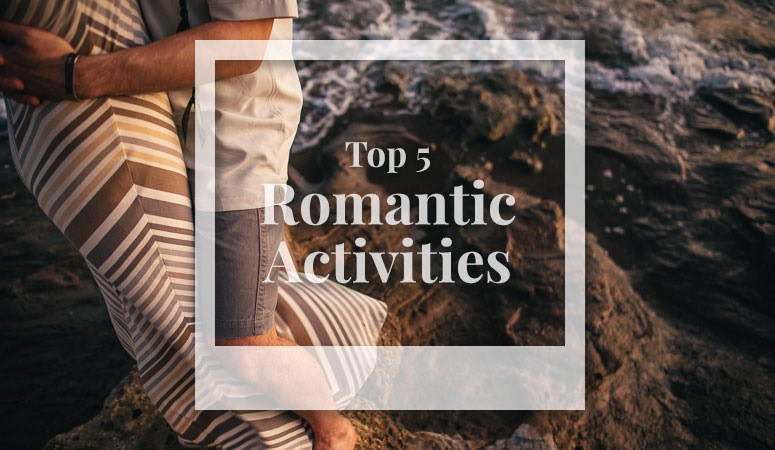 top 5 list of romantic activities in hawaii