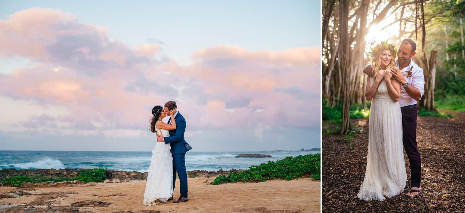 award winning elopement photographer in hawaii